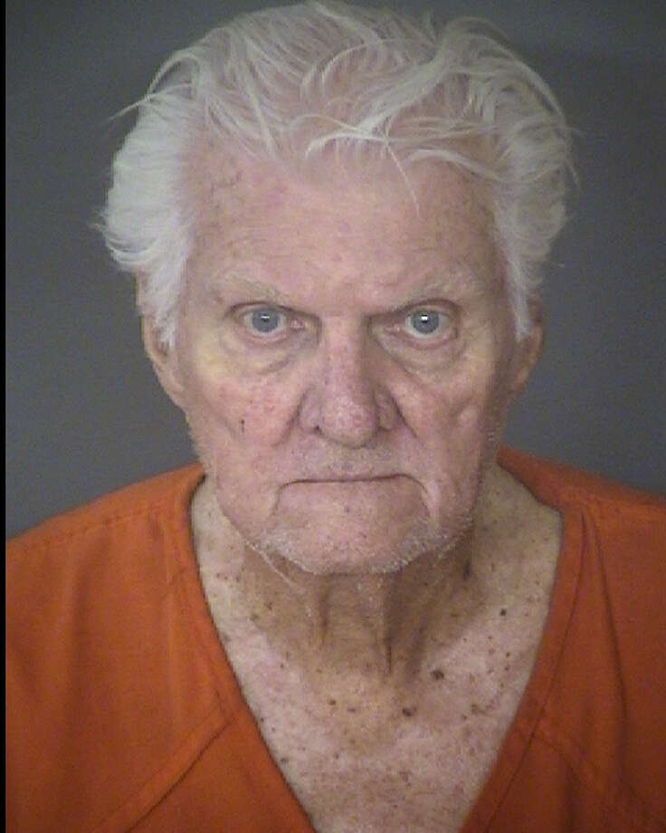 John Bogard, 89, faces a charge of murder. He remains in the Bexar County Jail on a $100,000 bond. Photo: Bexar County Jail