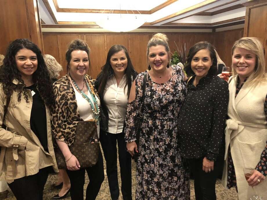 Safe Place: Natasha Blackmore, from left, Kayla Scott, Terra George, Shanna Minica, April Petro and Shannon Napier Photo: Courtesy Photo