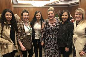 Safe Place: Natasha Blackmore, from left, Kayla Scott, Terra George, Shanna Minica, April Petro and Shannon Napier