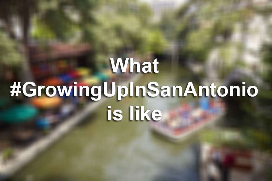 "Twitter users added memories of their childhood to the ""#GrowingUpInSanAntonio"" thread that caught fire online in recent years. Click through the gallery  for some puro San Antonio laughs. Photo: Loop Images/UIG Via Getty Images"