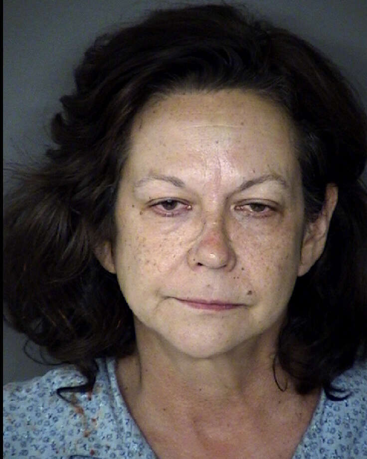 Charlene Kurkowski, 57, was found unresponsive in her jail cell on Thursday after she was arrested on a charge of public intoxication. Photo: Bexar County Jail