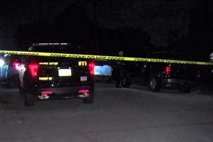 San Antonio police are investigating a fatal shooting of a 17-year-old that happened on May 18, 2018 in the 300 block of Moonshine Drive.