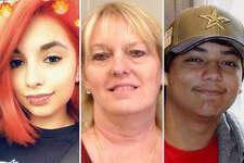 Santa Fe victims: Angelique Ramirez, Cynthia Tisdale, Christopher (Chris) Jake Stone