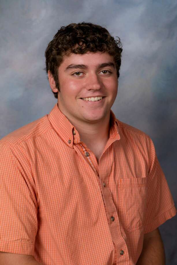 Daniel James Walton will lead Silverton High School's Class of 2018 as valedictorian.  Photo: Courtesy Photo