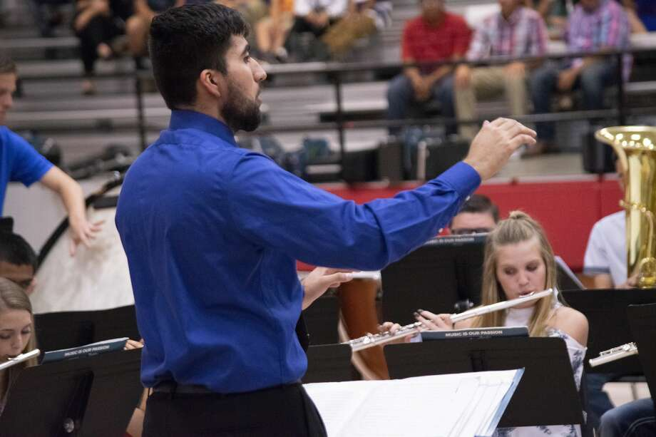 Wayland Baptist University student Chris Rodriguez will perform his senior recital at 5:30 p.m. Tuesday, May 22 in Harral Memorial Auditorium on the Wayland campus. Photo: Courtesy Photo