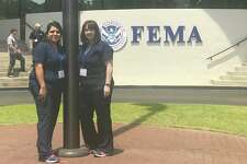 Recently Covenant Health Plainview Emergency Services Manager Melissa Rodriguez, RN and Women's Services Manager Danette Howell, RN traveled to Anniston, Alabama, for the Center for Domestic Preparedness' Healthcare Leadership for Mass Causality Incidents training.