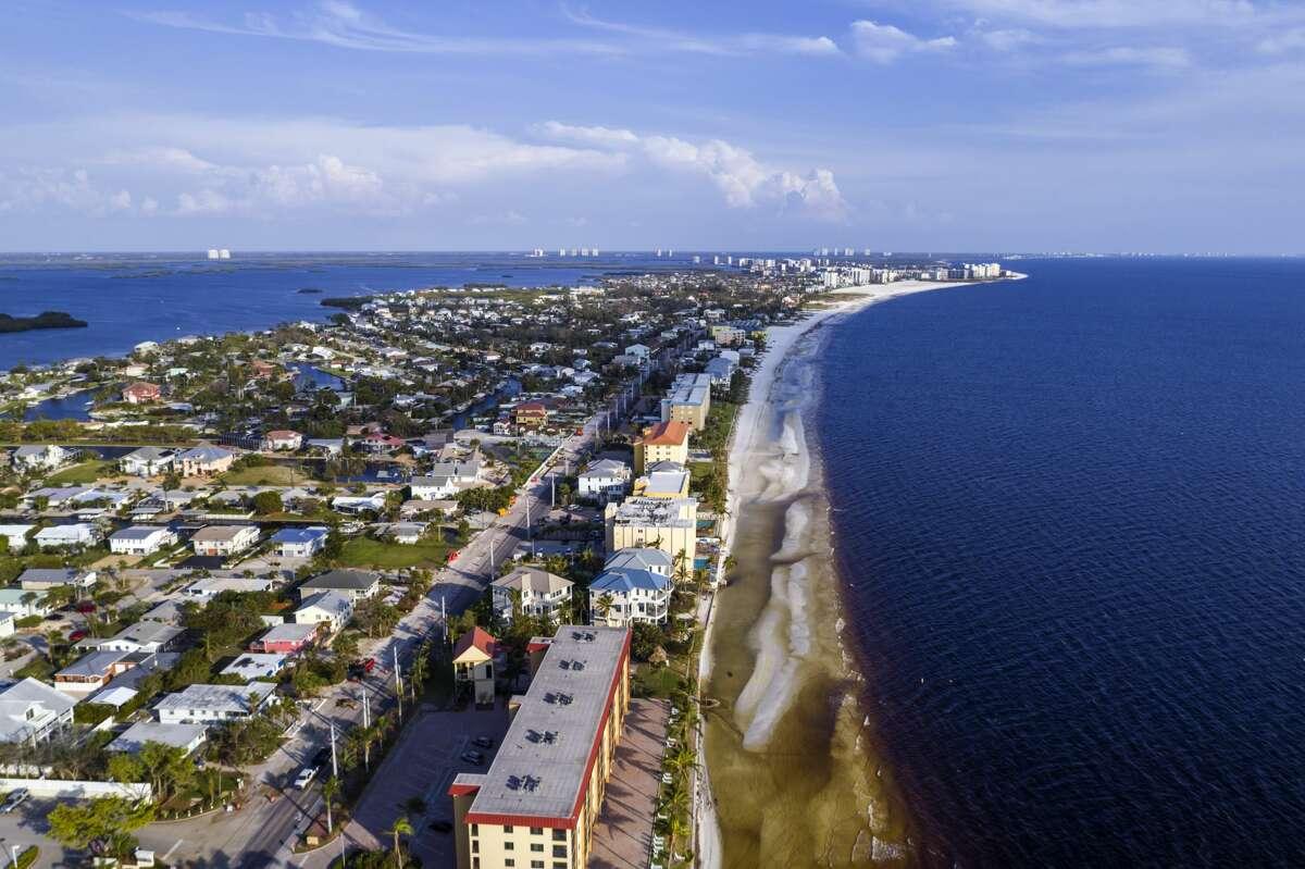 Fort Myers, Fla. 12.70 percent
