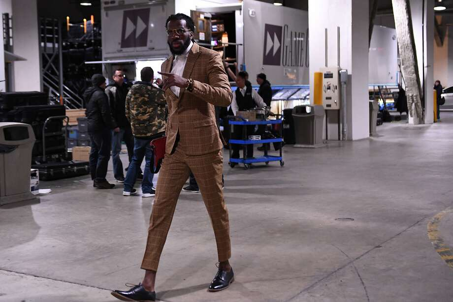 He is big on fashion