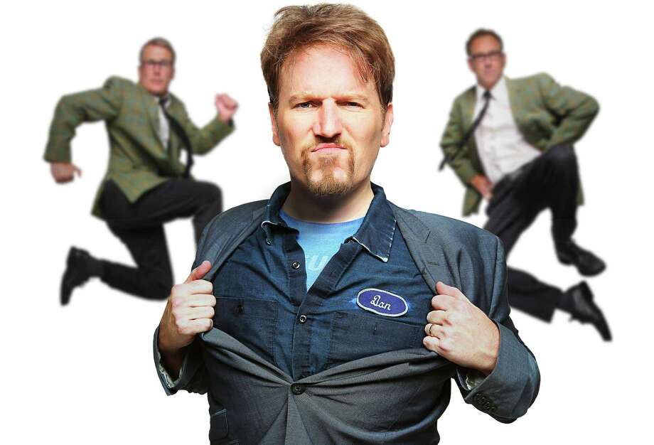 """The Dan Band, fronted by American actor and singer Dan Finnerty and best known for its performances in such movies as """"The Hangover,"""" """"Old School"""" and """"Starsky & Hutch,"""" performs Saturday, June 2, at Empire City Casino in Yonkers, N.Y. Photo: Contributed Photo / Connecticut Post contributed"""