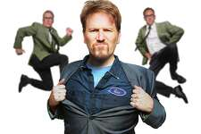 """The Dan Band, fronted by American actor and singer Dan Finnerty and best known for its performances in such movies as """"The Hangover,"""" """"Old School"""" and """"Starsky & Hutch,"""" performs Saturday, June 2, at Empire City Casino in Yonkers, N.Y."""