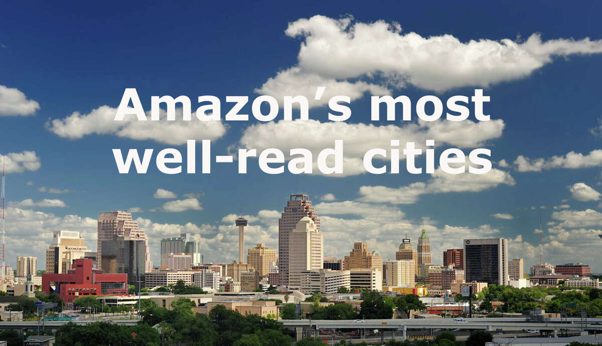 Amazon knows books - so which cities are the best read according to them?