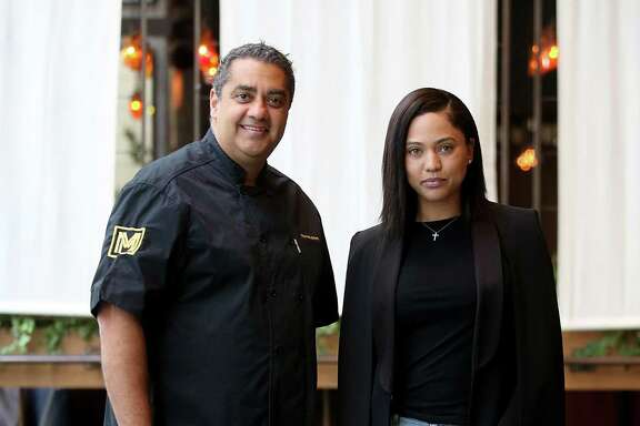 James Beard Award-winning chef Michael Mina and Food Network star Ayesha Curry will partner on new restaurant called International Smoke opening in Houston in June 2018.