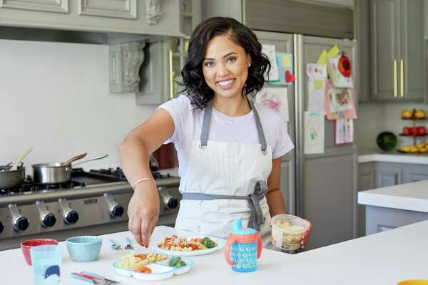 89c307893d79 3of4Lifestyle expert and cookbook author Ayesha Curry is partnering with  James Beard Award-winning chef Michael Mina to open International Smoke in  Houston ...