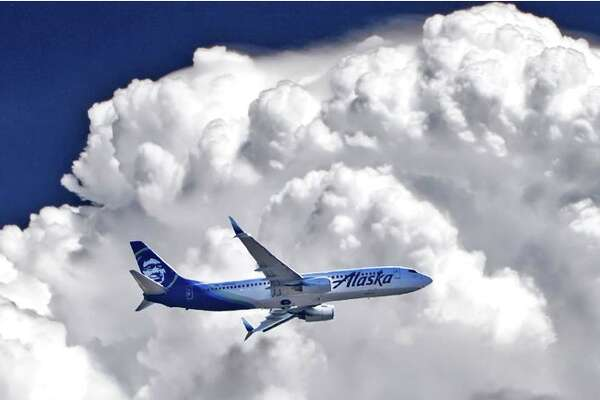 Alaska Airlines hands out  22 million straws and stirrers a year. That will soon end.