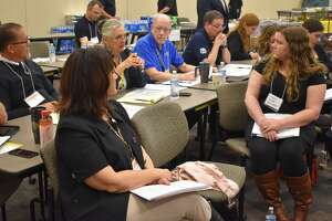 A tabletop exercise in February 2018 was part of a major effort by Arizona to prepare for a mass exodus of Californians in the event of a major earthquake.
