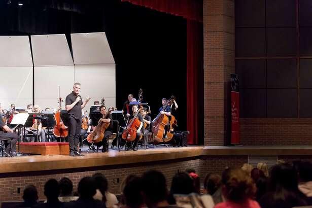Houston Symphony associate conductor Robert Franz will lead musicians in a free Summer Neighborhood Concert at 7:30 p.m. June 9 at Cinco Ranch High School, 23440 Cinco Ranch Blvd.