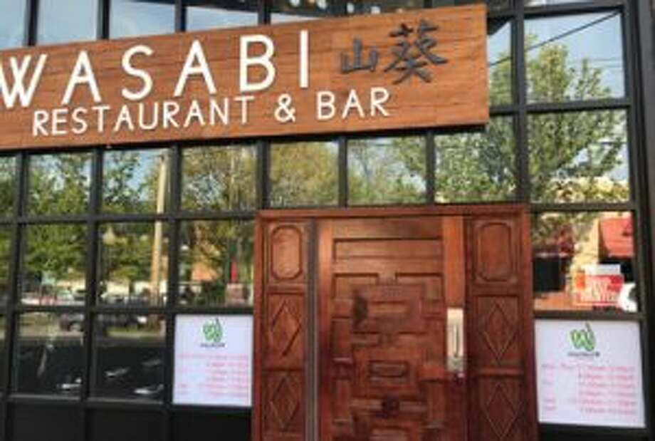The exterior of Wasabi in Saratoga Springs, N.Y. Photo: Provided