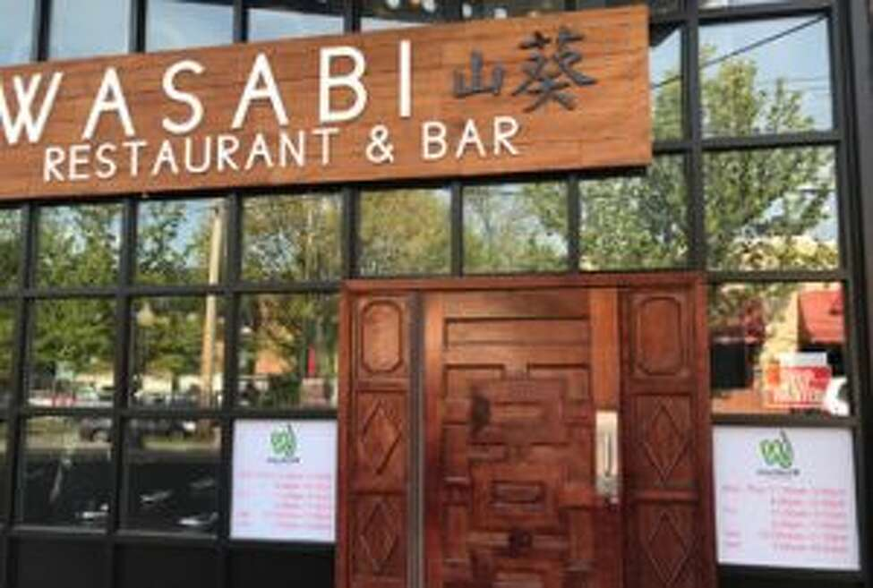 The exterior of Wasabi in Saratoga Springs, N.Y.