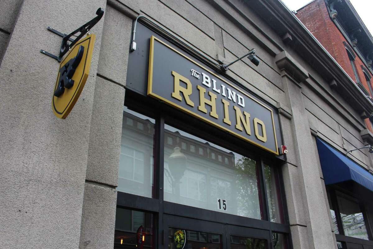 The first Blind Rhino sports bar opened at 15 N Main Street in downtown Norwalk three years ago.