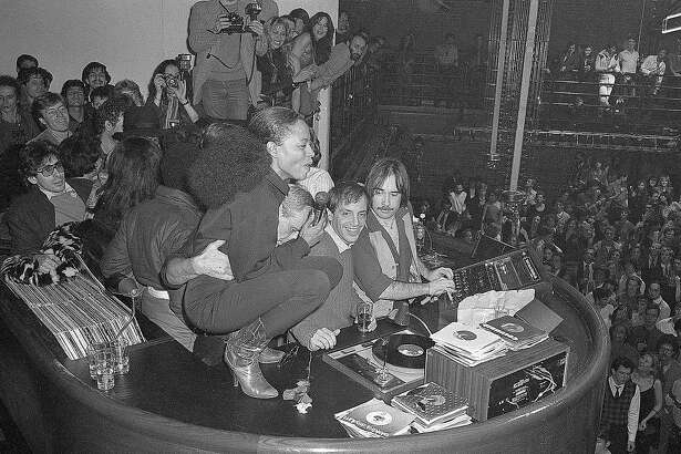 """A scene from the documentary """"54,"""" about the famed 1970s disco, which closes Frameline 42 on June 24, 2018, at the Castro Theatre."""