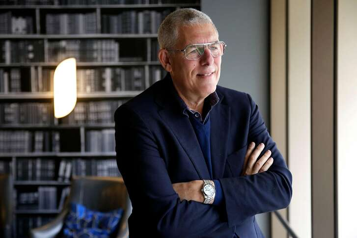 Head of Music Lyor Cohen at the offices of Google in downtown San Francisco, Ca.on Fri. May 18, 2018. Youtube is set to launch a new music streaming platform called Youtube Play.