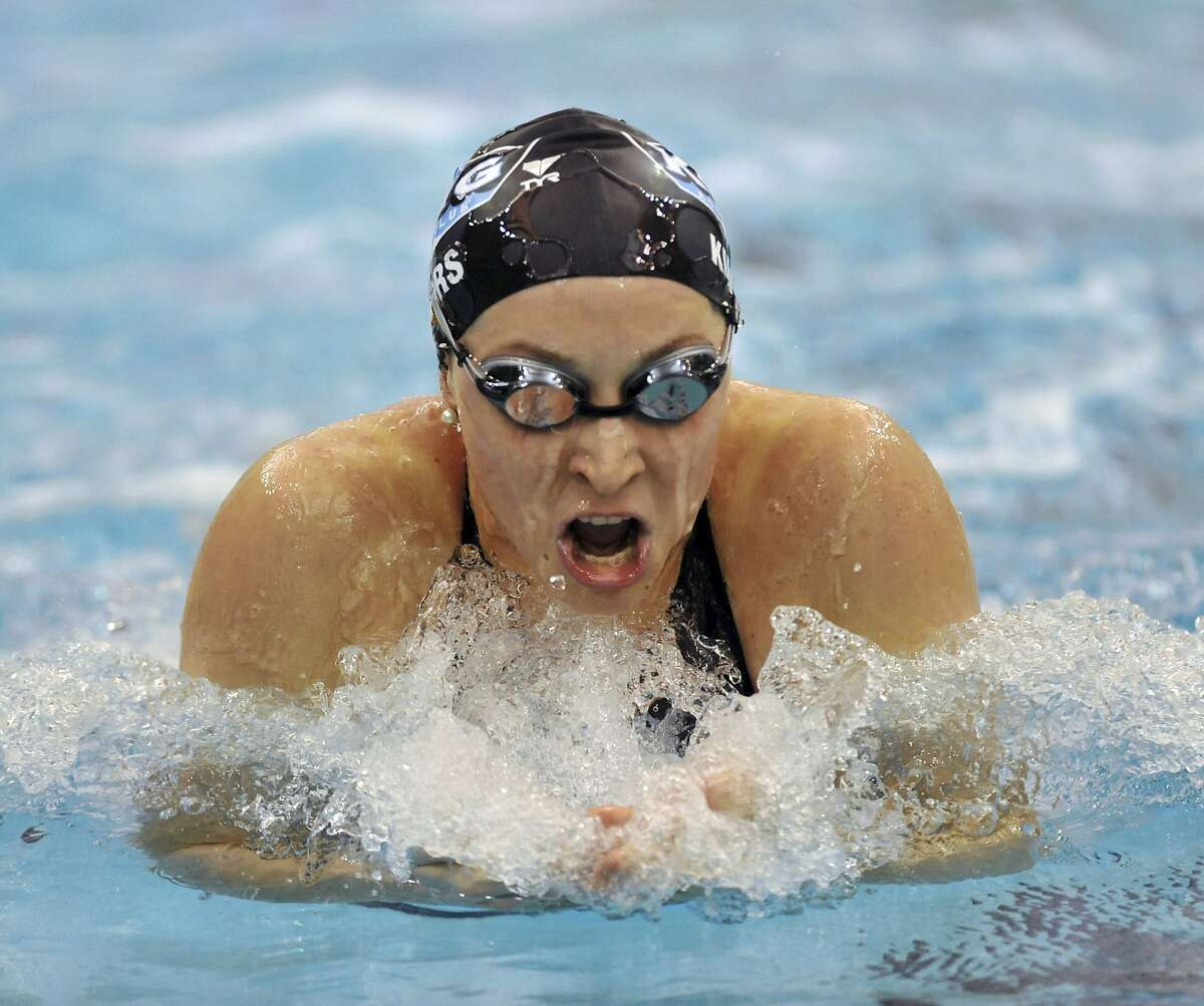 Auburn Mountain View Ariana Kukors (Swimming): An '07 graduate of Auburn Mountainview, Kukors is a former world record holder in the 200-meter individual medley. She won two gold medals in international competition.