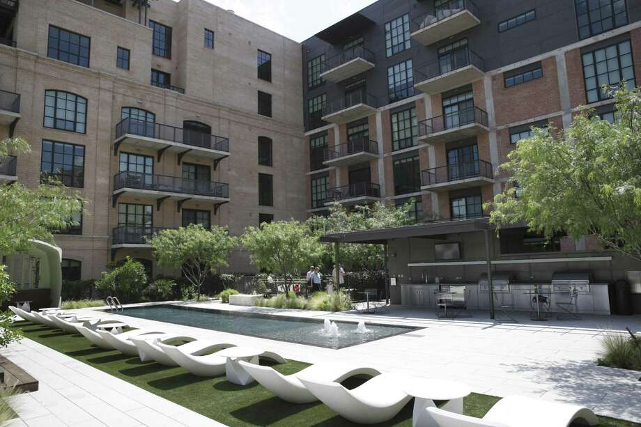 Taxpayers provided $3.7 million in incentives to the Cellars at Pearl, a luxury apartment complex where rents can reach nearly $14,000 a month. Changes to the policy to allow this do not go far enough. Photo: Tom Reel /San Antonio Express-News / 2017 SAN ANTONIO EXPRESS-NEWS