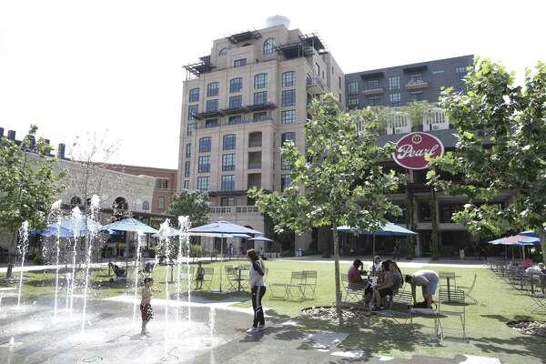 Top 3 SA-area splash pads to beat the summer heat - KSAT