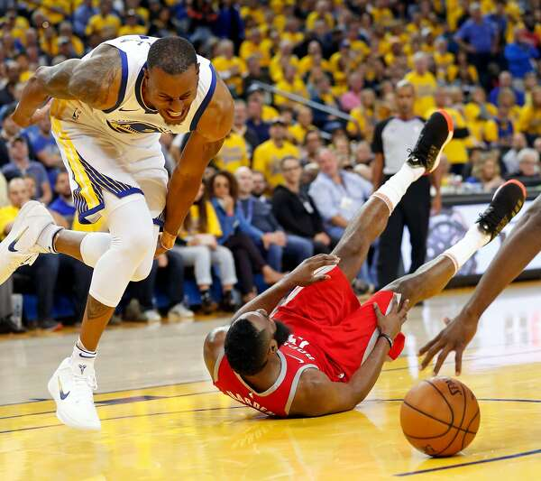 Warriors' Andre Iguodala Listed As Questionable For Game 6