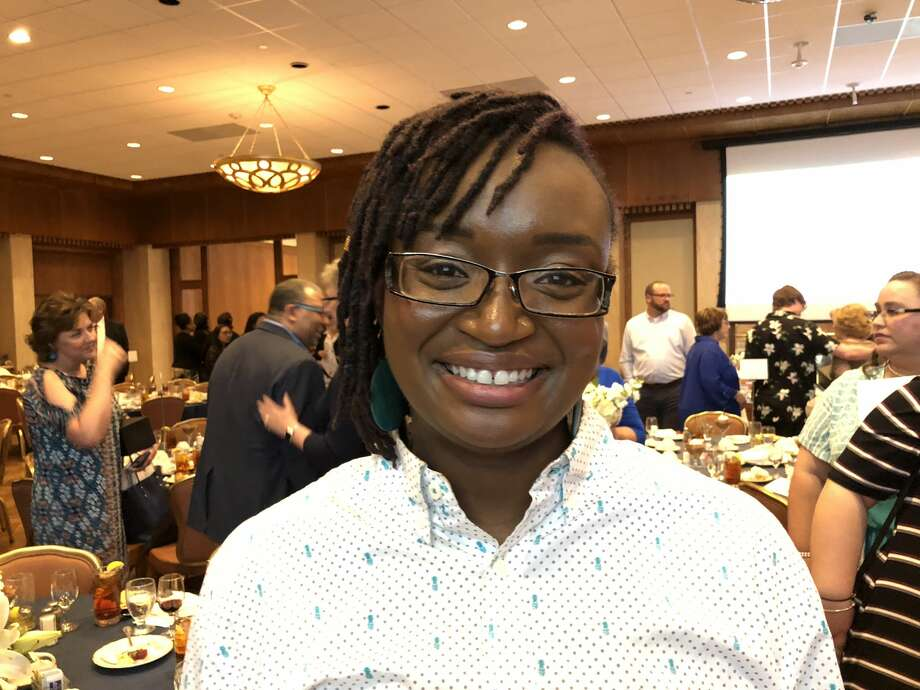 Unsung Hero of the Year, sponsored by the Warren Charitable Foundation with a prize of $5,000: Jewel Claiborne, DeZavala Elementary parent liasion, Photo: Courtesy Photo