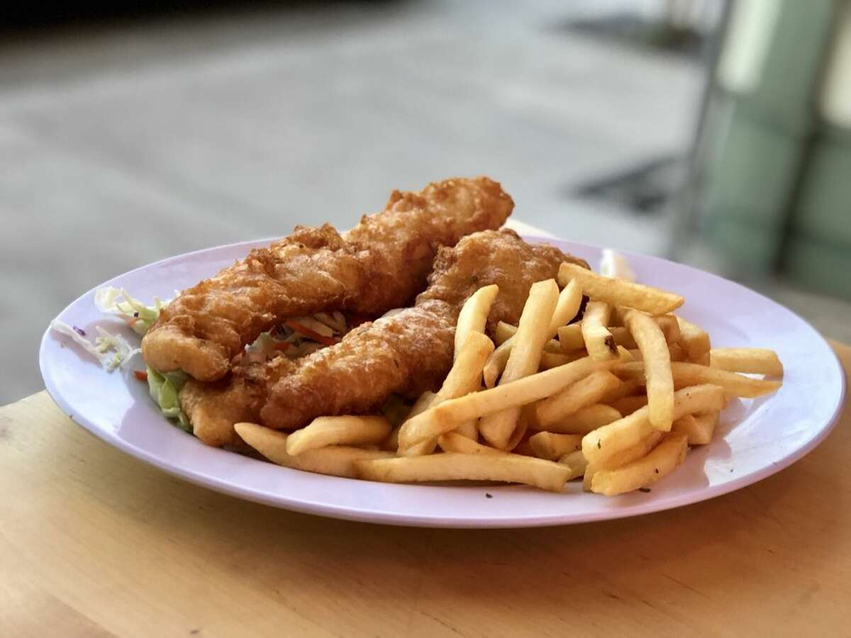 The City Fish Find them: 21678 Stevens Creek Blvd., Cupertino (408) 320-1434