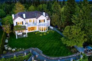 2403 Evergreen Point Rd., listed for $21,500,000. See the full listing below.
