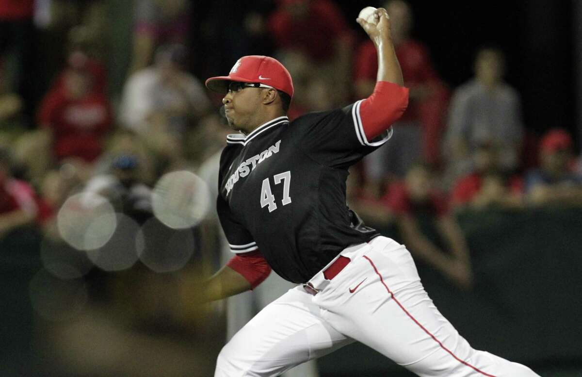 UH's Aaron Fletcher, the AAC's pitcher of the year, will enter this weekend's Chapel Hill Regional on 10- or 11-days' rest depending on when he pitches either Friday against Purdue or Saturday against North Carolina or North Carolina A&T.