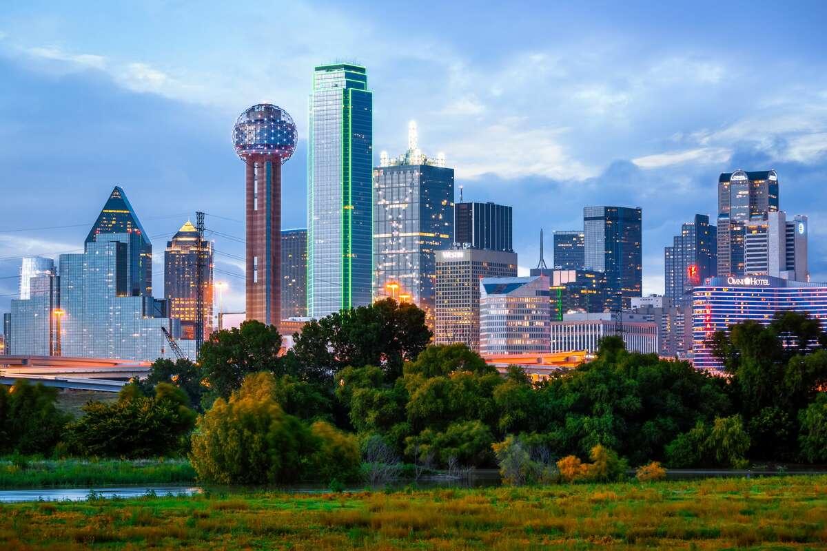 9) Dallas-Fort Worth, TXMetro Movers Applying:2.8 percentOpen Jobs:71,528Median Base Salary:$50,480