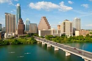 10) Austin, TX     Metro Movers Applying:  2.3 percent   Open Jobs:  36,304   Median Base Salary:  $49,560