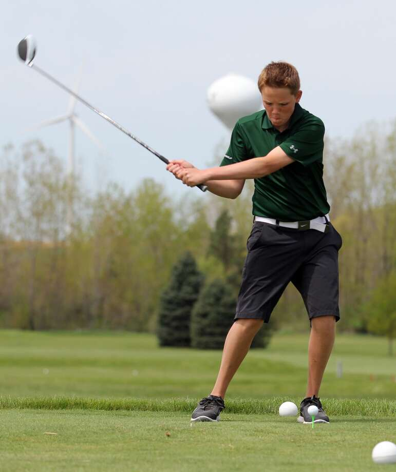GTC Golf League Invitational 2018 Photo: Mike Gallagher/Huron Daily Tribune