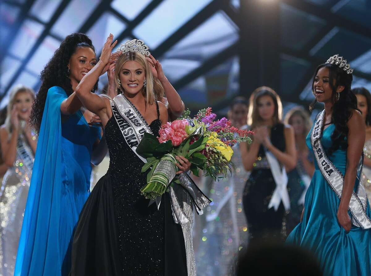 No 8. Miss USA 2018 Sarah Rose Summers beat 50 other women to win the crown at the 2018 Miss USA competition in May. (Photo by Matt Sullivan/Getty Images)