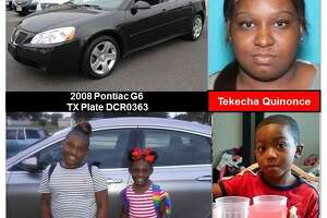 The three abducted children--Taniya, Brock and Teanna Chatman, aged 9, 8 and 7, respectively-- are believed to be in immediate danger, authorities said. They were last seen in Bertam, Texas, in Burnet County.