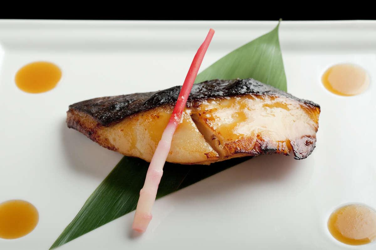 Black cod miso at Nobu. Nobu Houston will open June 1.