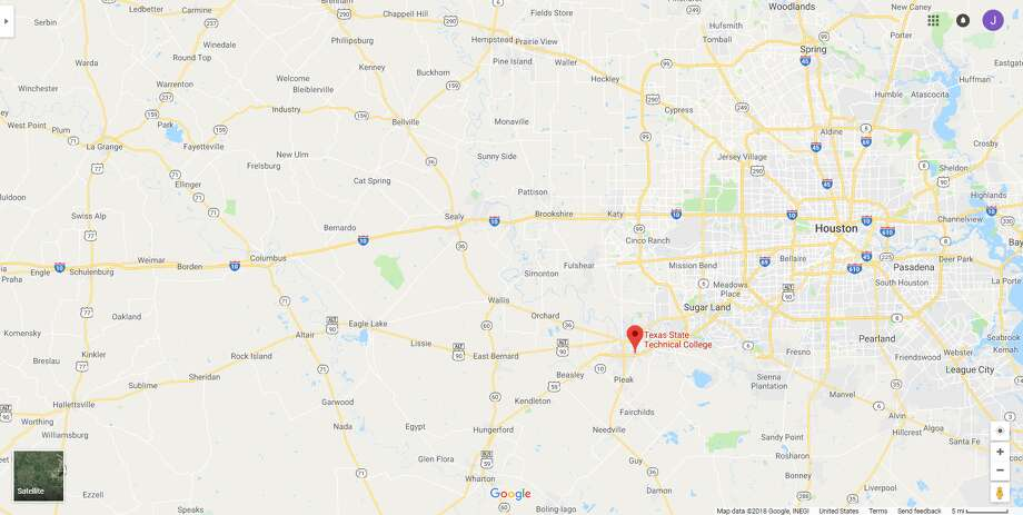 Hcc Alief Campus Map.Texas State Technical College Closes Fort Bend Campus Due To Threat