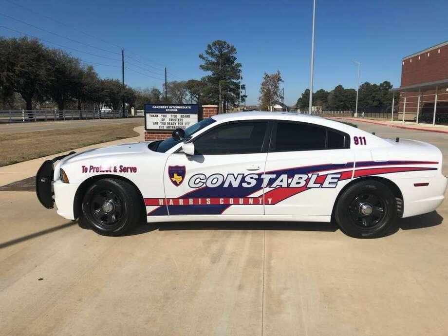 FILE -- The Harris County Precinct 4 Constable's Office on scene in Atascocita. Photo: Courtesy OfMark Herman, Harris County Constable Precinct 4Facebook Page / Courtesy OfMark Herman, Harris County Constable Precinct 4Facebook Page