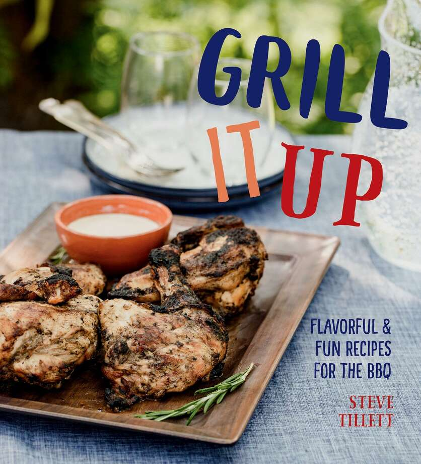 """Grill It Up"" by Steve Tillett Photo: Susan Barnson Hayward / Reprinted With Permission Of Gibbs Smith"