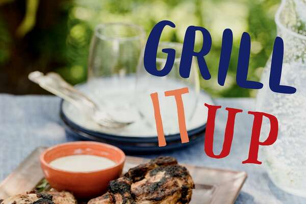 """Grill It Up""by Steve Tillett"