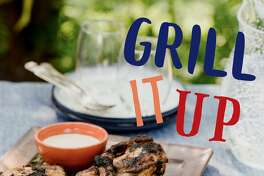 """Grill It Up"" by Steve Tillett"