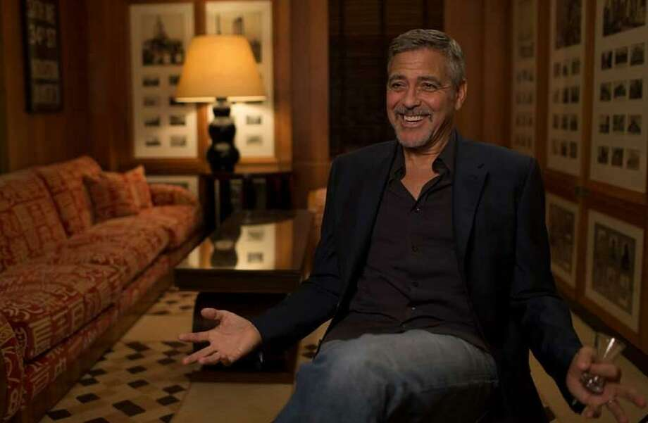 "George Clooney is among the celebrities featured in ""Always at the Carlyle."" Photo: Good Deed Entertainment"