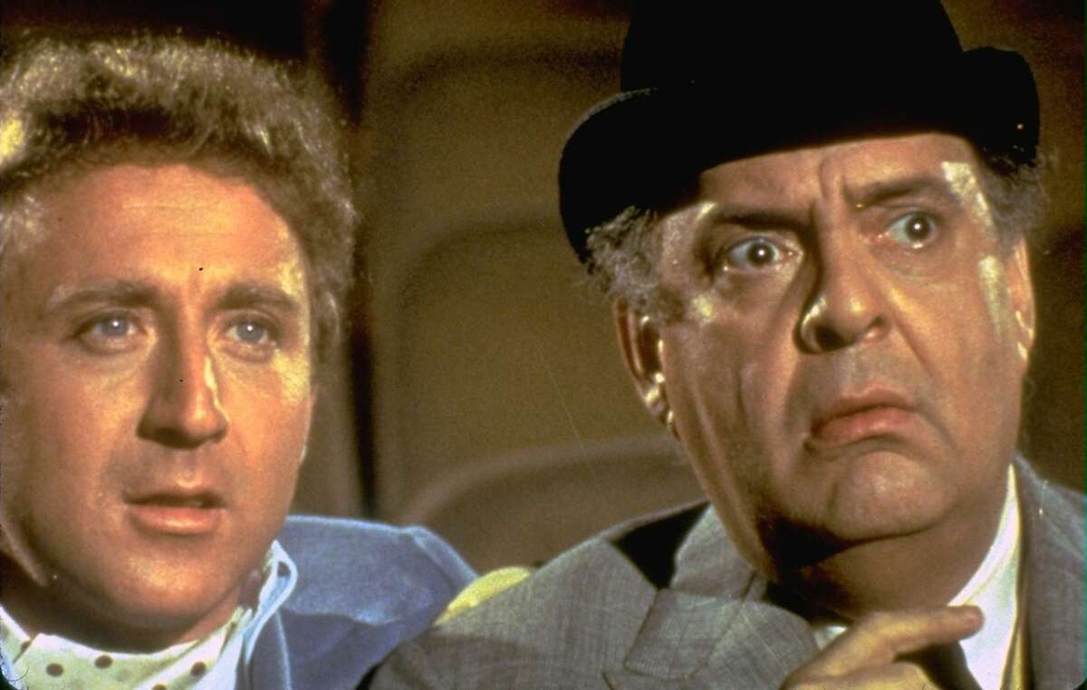 """A 50th anniversary screening of """"The Producers,"""" starring Gene Wilder and Zero Mostel, is set for the Ridgefield Playhouse."""