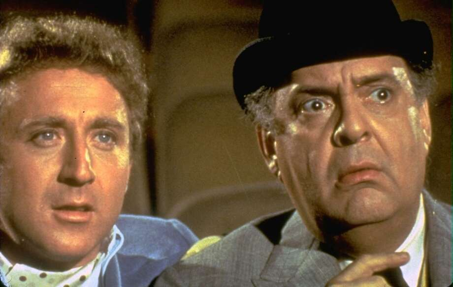 """A 50th anniversary screening of """"The Producers,"""" starring Gene Wilder and Zero Mostel, is set for the Ridgefield Playhouse. Photo: Studio Canal/Contributed Photo;Contributed Photo / SFC / Connecticut Post Contributed"""