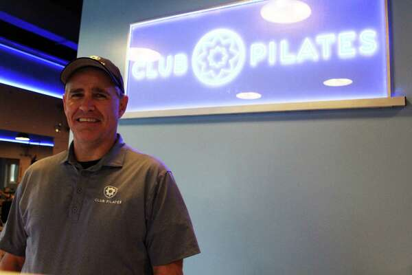 Kevin Fay, owner of Club Pilates in Fairfield
