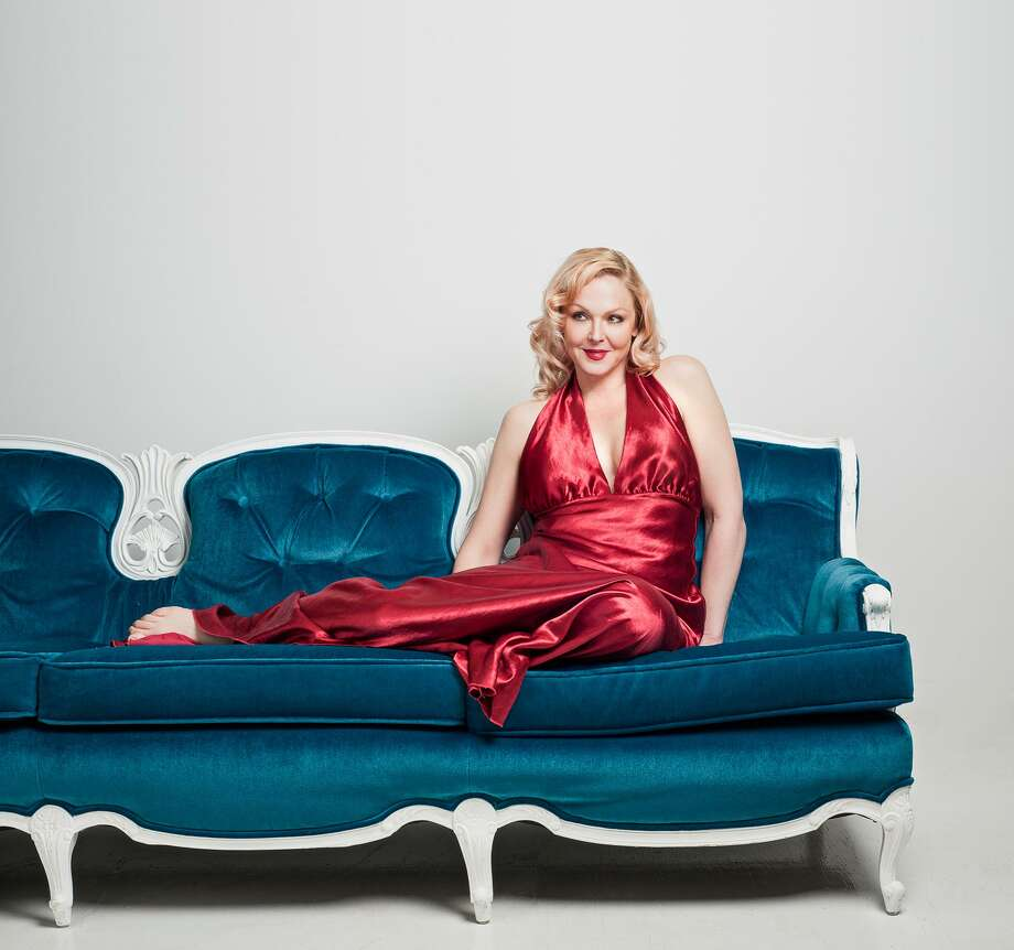 Singer Storm Large Photo: Laura Domela / Laura Domela