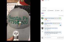 LIDS is offering to embroider a hat to help raise money for the victims of the Santa Fe High School mass shooting.